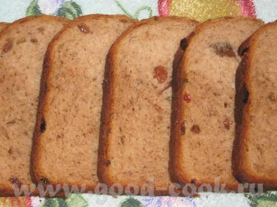 Пшенично-гречневый кекс
