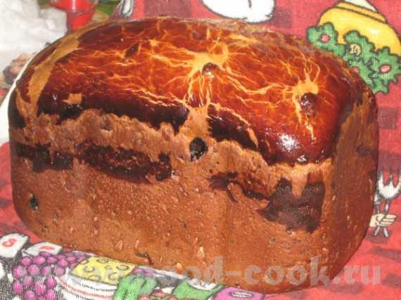 Хлебец ленинградский (ГОСТ)  (хлебопечка)