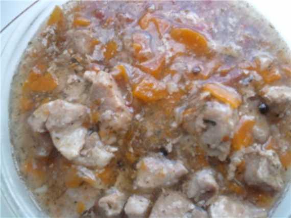 Мясо тушеное(Cuckoo 1054)