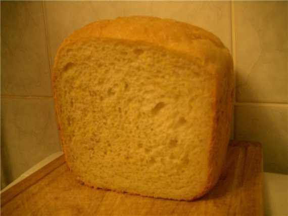 Пшеничный хлеб с кукурузной крупой