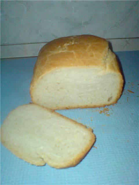 Хлеб пшеничный Italian Bread Pane All'olio (в духовке)