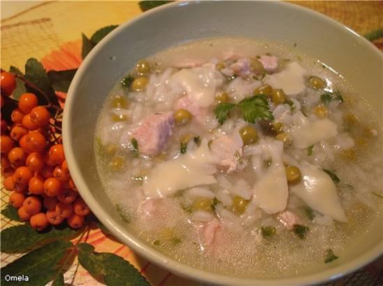 Венецианский рисовый суп для Cuckoo 1054 Венецианский рисовый суп для Cuckoo 1054