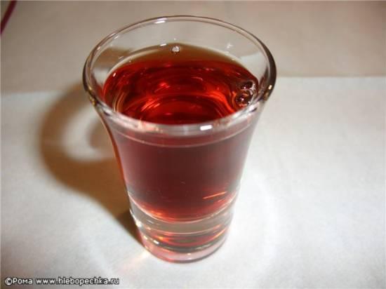 «Калина красная, калина вызрела» в сиропе