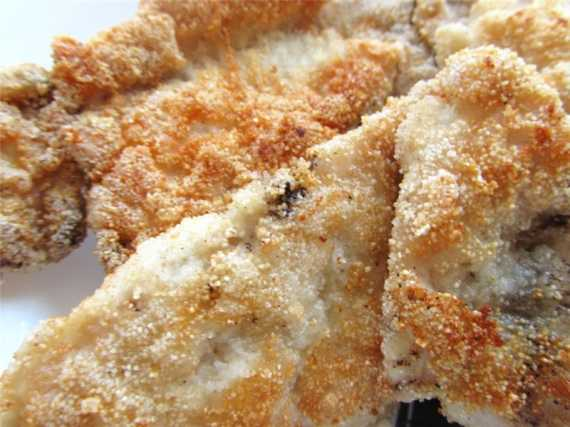 Сочные отбивные из куриной грудки