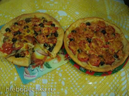 """Пицца (дрожжи """"Саф-момент для пиццы"""")"""