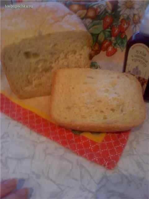 Кукурузный хлеб Хелас Лазарус