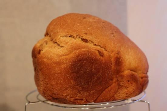 Хлеб Овсяно-кукурузный (хлебопечка)