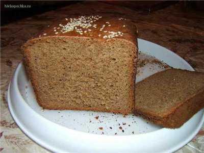 Черный хлеб по-торонтовски ( в ХП)