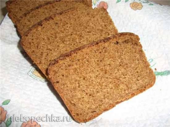 Хлеб ржано-пшеничный с творогом