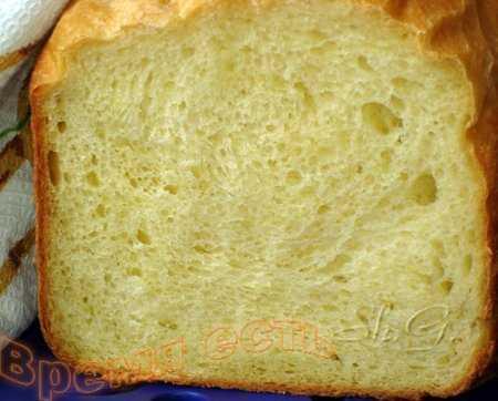 Апельсиновый хлеб (хлебопечка)