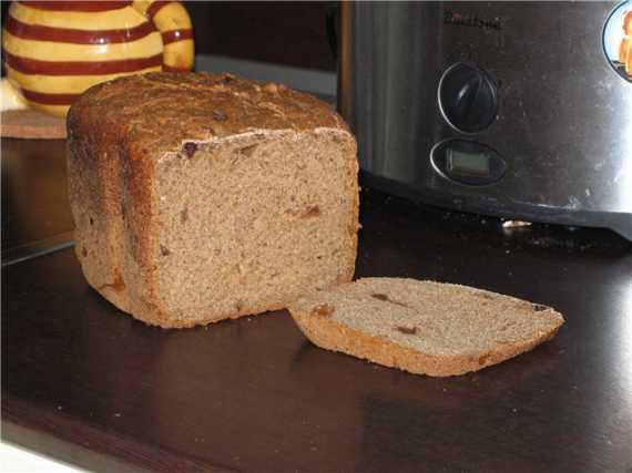 Карельский хлеб (хлебопечка)