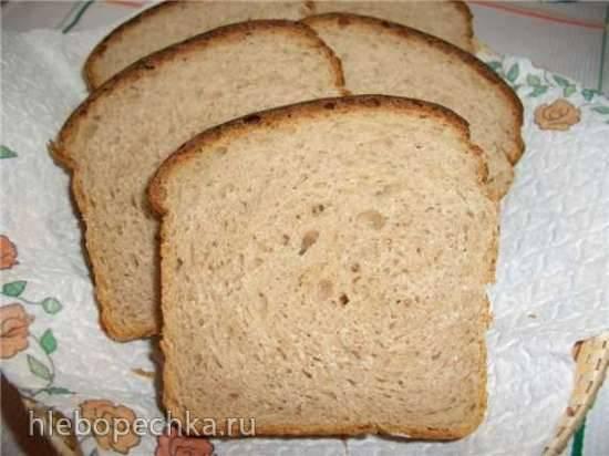 Хлеб «пшенично-каштановый» Хлеб «пшенично-каштановый»