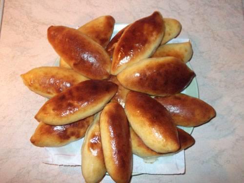Пирожки Универсальные (мастер-класс)