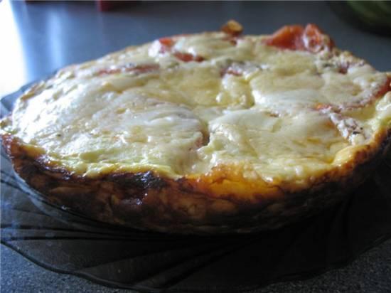 Капустная пицца(Cuckoo 1054)