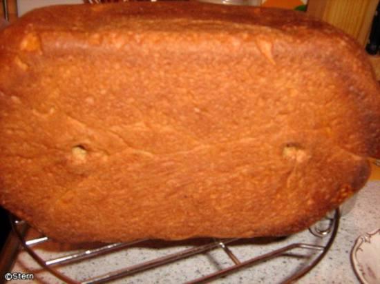 Clatronic BBA2865. Белый хлеб в хлебопечке Clatronic BBA2865. Белый хлеб в хлебопечке