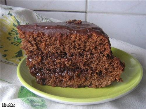 Торт Тянучка