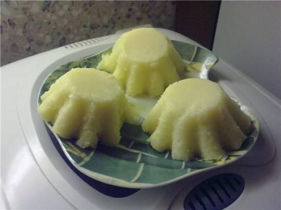 Лимонный курд (без масла)