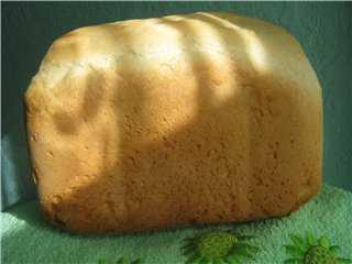 Moulinex OW 5002. Белый хлеб