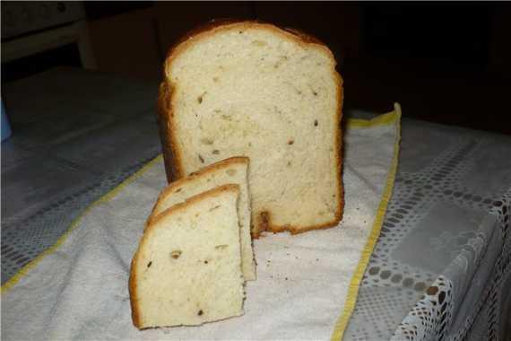 Kenwood BM350. Белый хлеб
