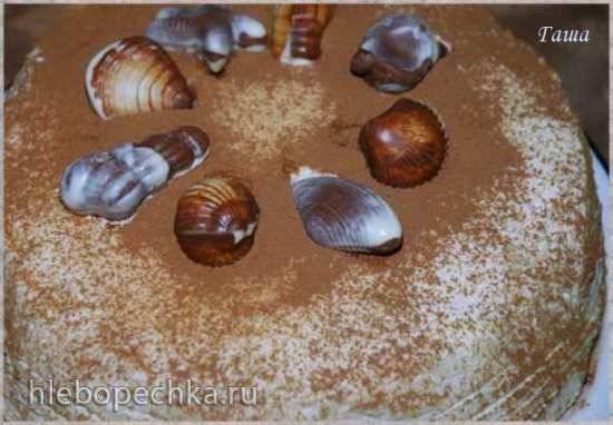 Торт «Пралине»