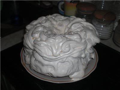 Пирог Безе
