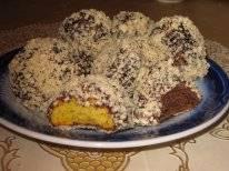 Печенье Трюфель на вареных желтках
