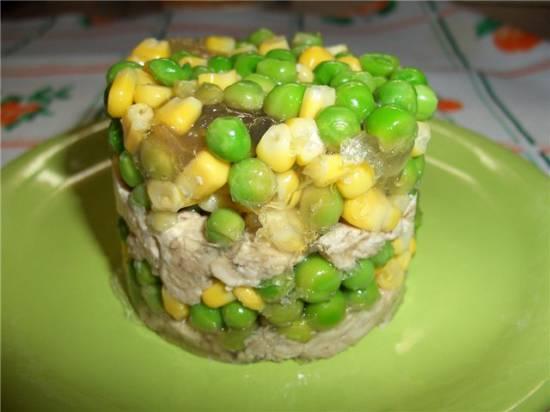 Бульон овощной для заливного