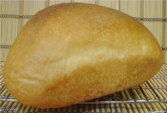 Хлеб на закваске спонтанного брожения