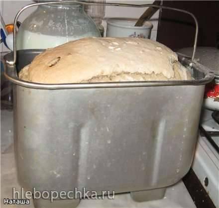Пшеничный хлеб (в духовке)