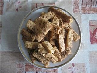 Печенье «Сырные палочки»