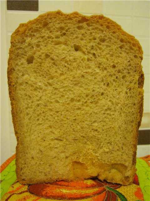 DeLonhi BDM 075s. Белый хлеб