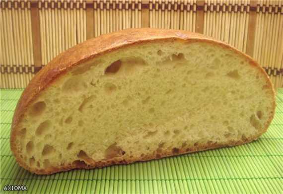 Белорусский хлеб (духовка)