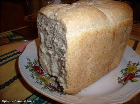 Bifinette. Французский медовый хлеб Bifinette. Французский медовый хлеб
