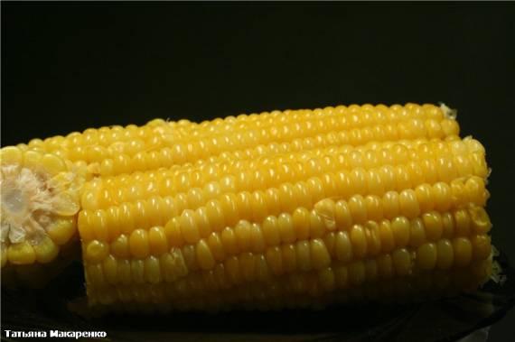 Кукуруза вареная в скороварке Brand 6050