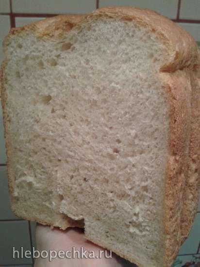Серый хлеб в хлебопечке