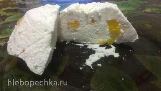 Белково-йогуртовое суфле