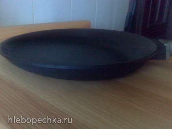 А кто пользуется вот такой сковородой?