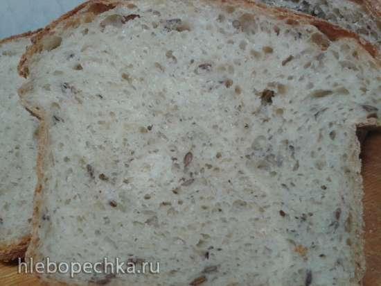 Спелое тесто, жидкая опара (пулиш), итальянская опара (бига)