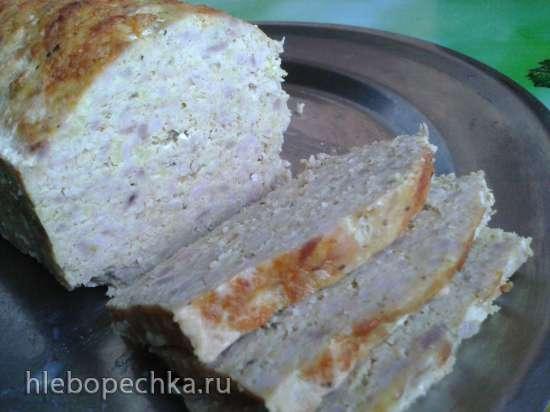 Мясной хлеб «Как в магазине»