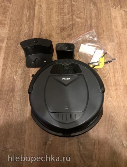 Продаю: Робот-пылесос panda x 900 pro