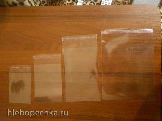 Коробки для пряников с пластиковым окошком (СП, Украина, Россия)
