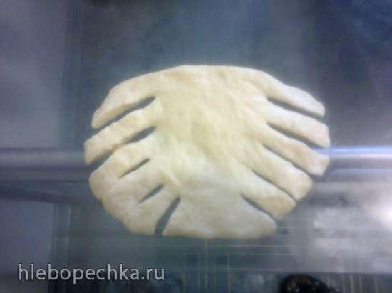 Печеные пирожки (очень мягкие)