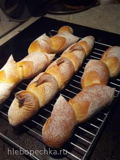 100% Цельнозерновой пшеничный хлеб от Ришара Бертине