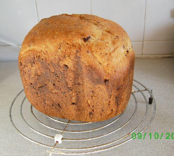 Хлеб с сыром и колбасой 50:50