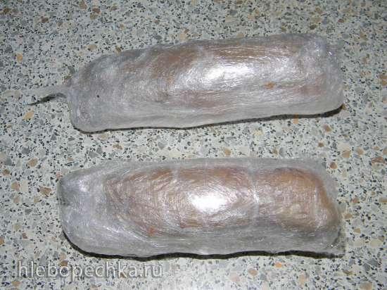 Свиные ножки фаршированные куриной печенью и грибами