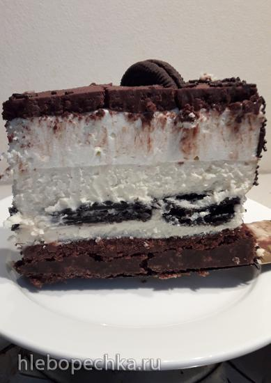 Чизкейк Oreo За гранью мечты (OREO® Dream Extreme Cheesecake). Имитация