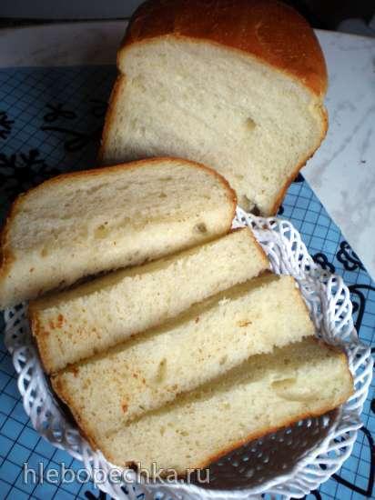 Горчичный  хлеб на кефире