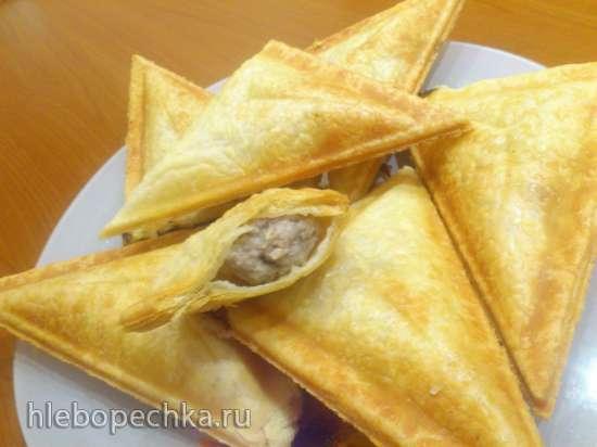 Тесто для Самсы, Наполеона, Пиццы
