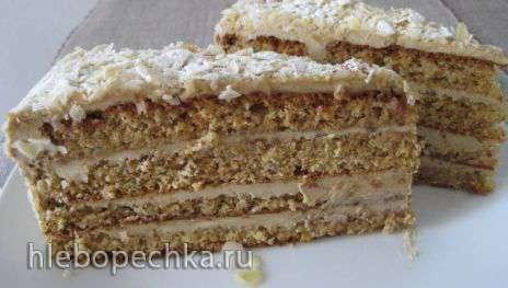 Торт «Агнес Бернауэр» (Agnes-Bernauer-Torte)