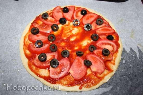 Солнечная пицца